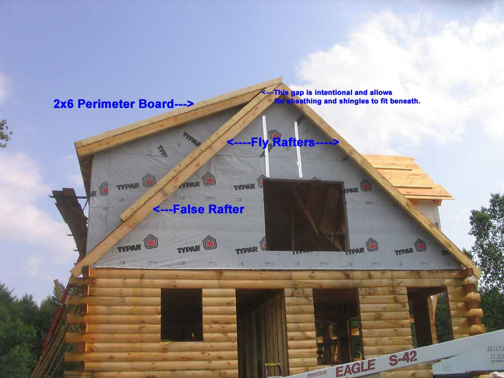 Building a log home in maine for Building a house in maine