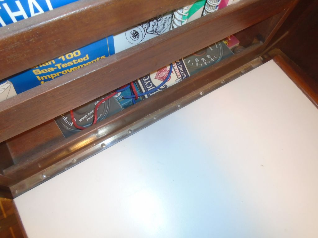 I Hadnt Necessarily Planned On Doing A Lot Of Refinishing Work To The Bookshelf Itself But As Examined It Was Clear There No Way Could Leave